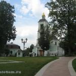 Церковь во имя иконы Богородицы Живоносный Источник